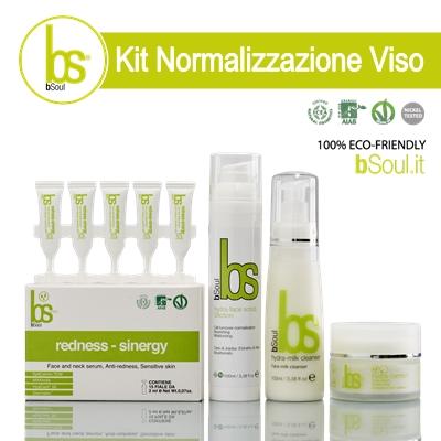 Normalizzazione fisiologica della pelle