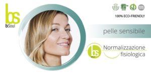 Normalizzazione fisiologica pelle sensibile||||